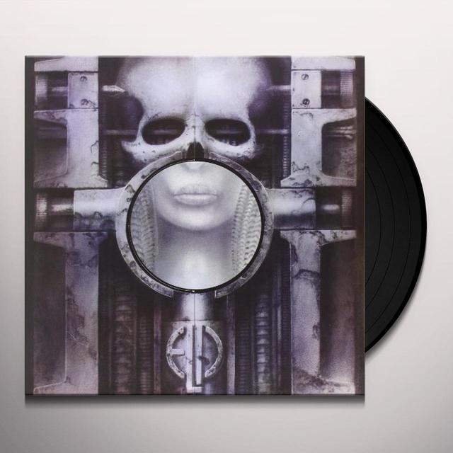 Emerson, Lake & Palmer BRAIN SALAD SURGERY Vinyl Record