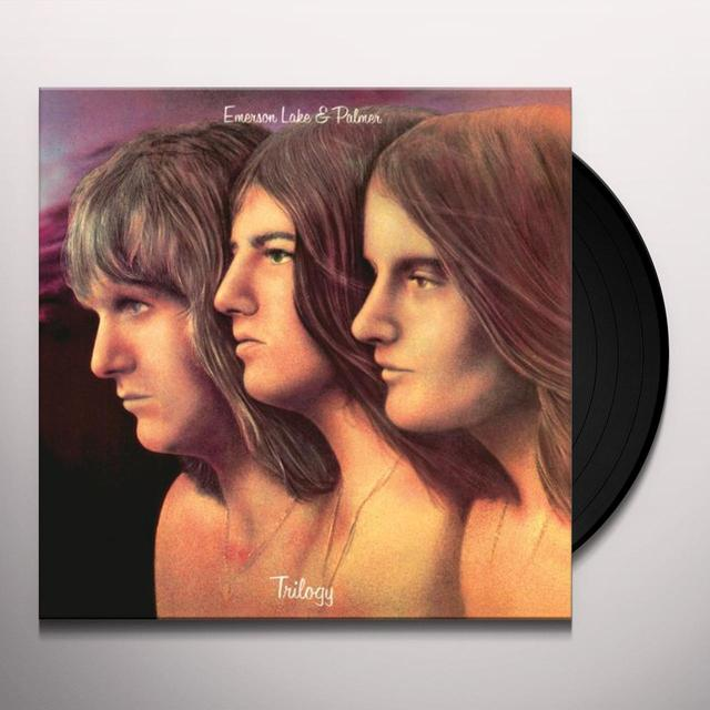 Emerson, Lake & Palmer TRILOGY Vinyl Record