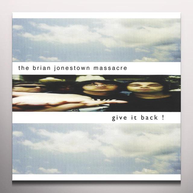 The Brian Jonestown Massacre GIVE IT BACK Vinyl Record - Colored Vinyl, 180 Gram Pressing