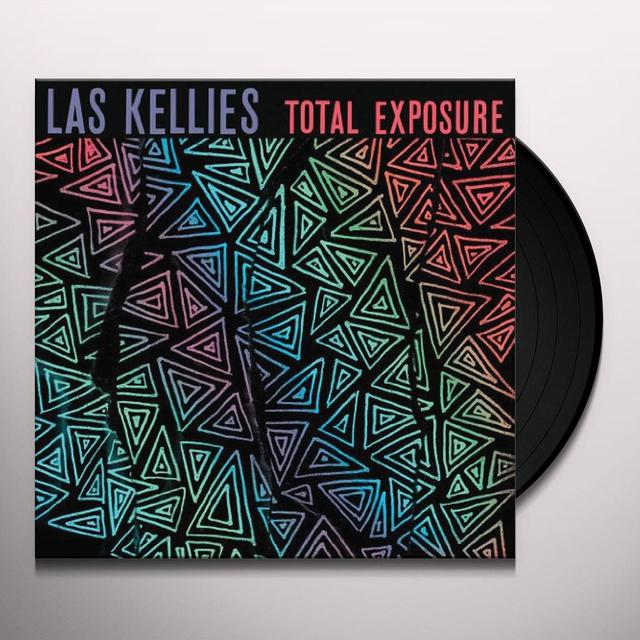 Las Kellies TOTAL EXPOSURE Vinyl Record