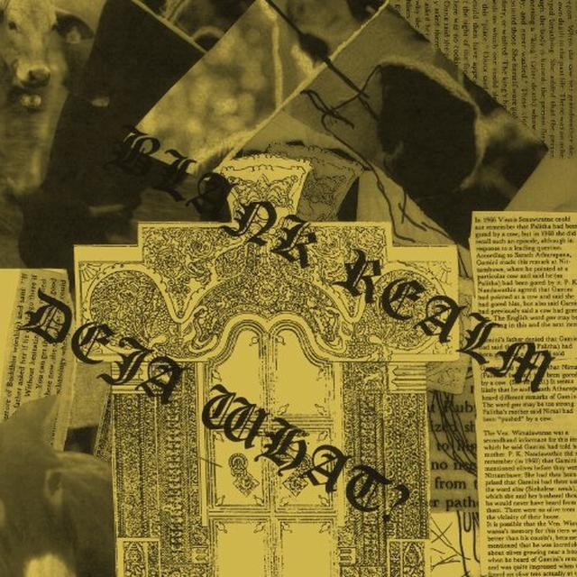 Blank Realm DEJA WHAT Vinyl Record