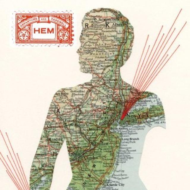 Hem DEPARTURE & FAREWELL Vinyl Record - 180 Gram Pressing