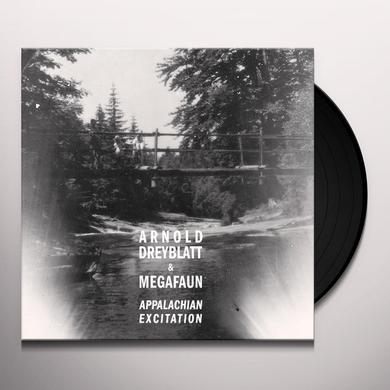 Arnold Dreyblatt & Megafaun APPALACHIAN EXCITATION Vinyl Record