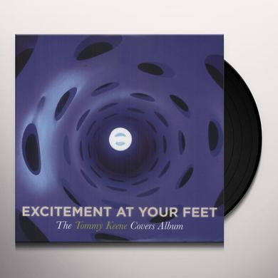 Tommy Keene EXCITEMENT AT YOUR FEET Vinyl Record - Digital Download Included