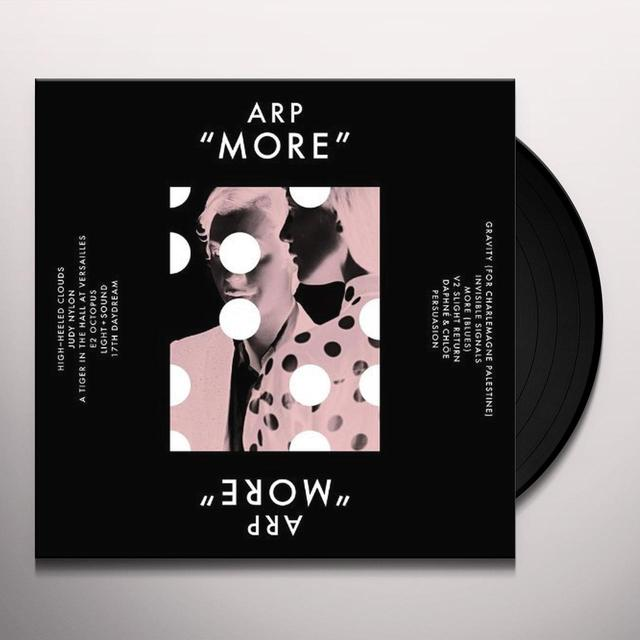 Arp MORE Vinyl Record - Digital Download Included