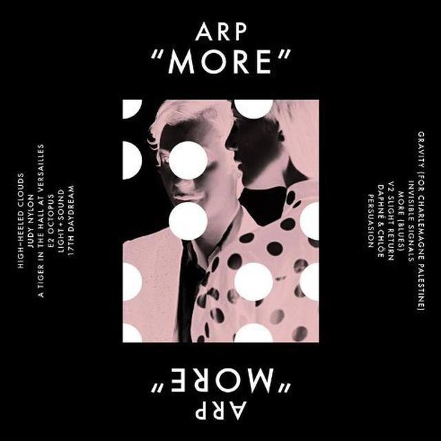 Arp MORE Vinyl Record - Digital Download Included