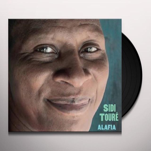 Sidi Toure ALAFIA Vinyl Record
