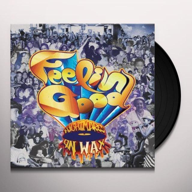 Nightmares On Wax FEELIN GOOD Vinyl Record - Digital Download Included