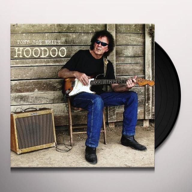 Tony Joe White HOODOO Vinyl Record - w/CD, 180 Gram Pressing, Digital Download Included