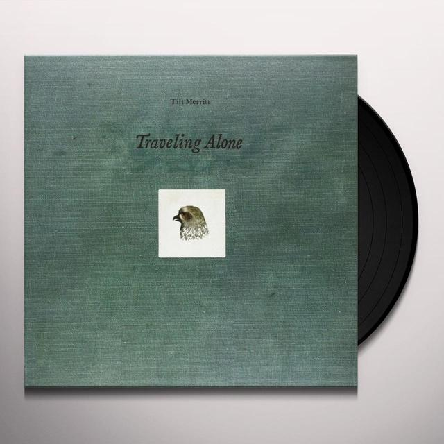 Tift Merritt TRAVELING COMPANION (W/BOOK) (BOX) Vinyl Record