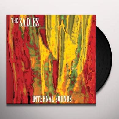 The Sadies INTERNAL SOUNDS Vinyl Record - 180 Gram Pressing, Digital Download Included