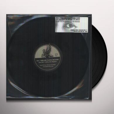 Rza & Yoko Ono GREENFIELD MORNING Vinyl Record - 10 Inch Single
