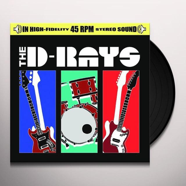 D-RAYS Vinyl Record
