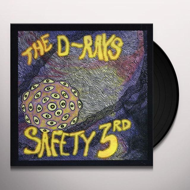 D-Rays SAFETY 3RD Vinyl Record