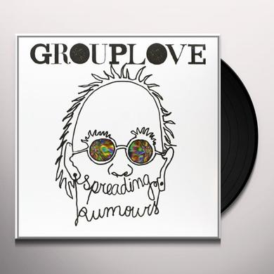 Grouplove SPREADING RUMOURS Vinyl Record
