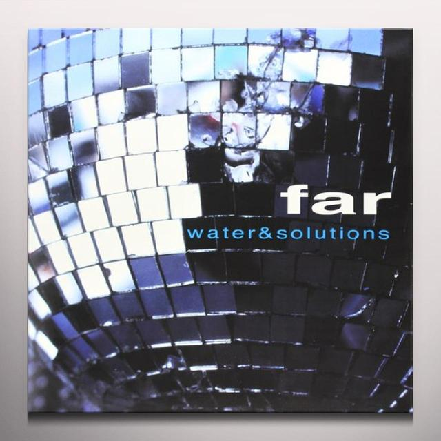 Far WATER & SOLUTIONS Vinyl Record - Colored Vinyl, Limited Edition