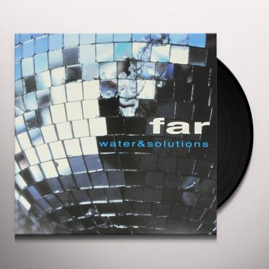Far WATER & SOLUTIONS Vinyl Record