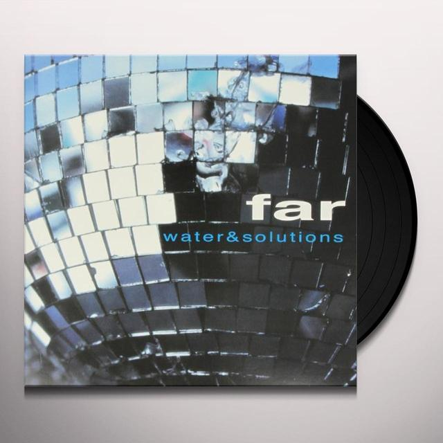 Far WATER & SOLUTIONS Vinyl Record - 180 Gram Pressing