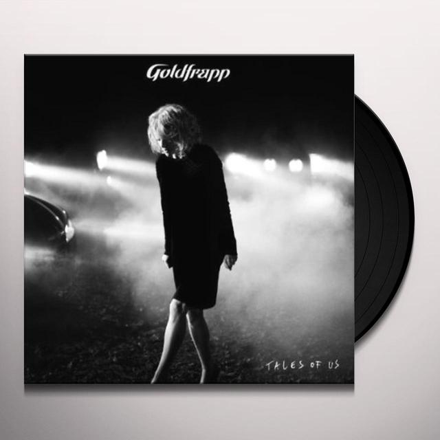 Goldfrapp TALES OF US Vinyl Record