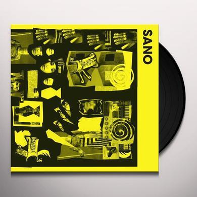 SANO Vinyl Record