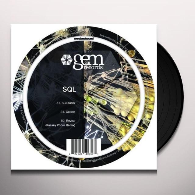 Sql SURRENDER Vinyl Record