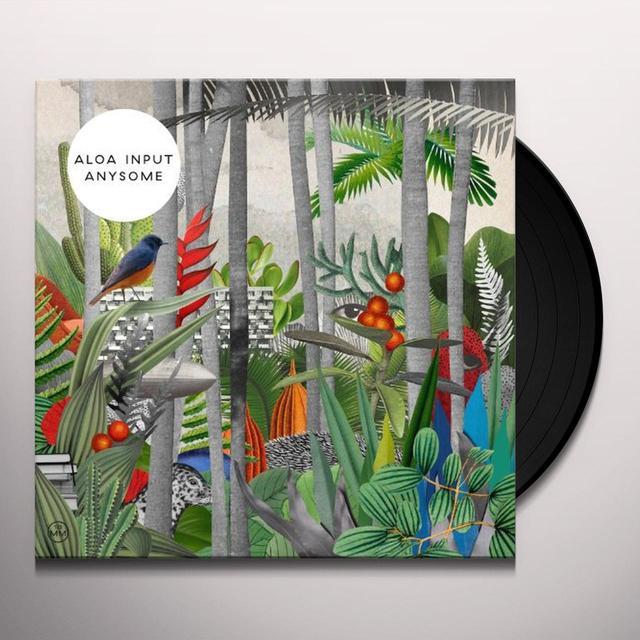 Aloa Input ANYSOME Vinyl Record