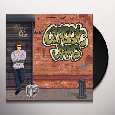 CLASSIC JAMS / VARIOUS Vinyl Record