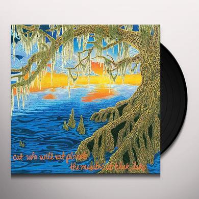 Cat Who Will Eat Planets MACABRE AT BLACK LAKE Vinyl Record