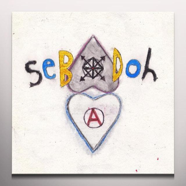 Sebadoh DEFEND YOURSELF Vinyl Record - Colored Vinyl, Limited Edition, Digital Download Included