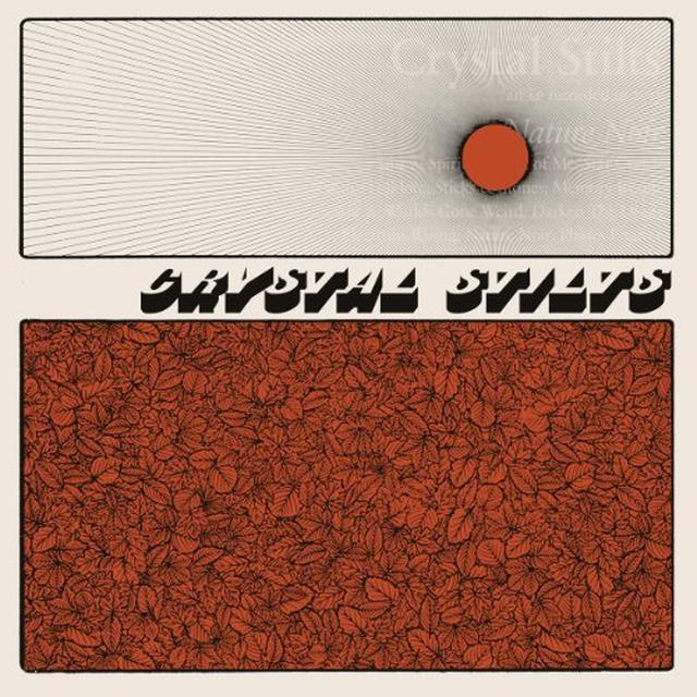 Crystal Stilts NATURE NOIR Vinyl Record