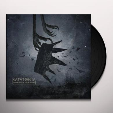 Katatonia DETHRONED & UNCROWNED Vinyl Record