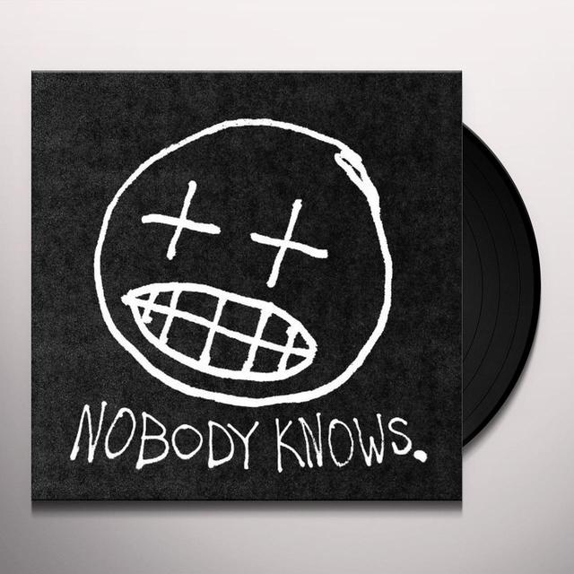 Willis Earl Beal NOBODY KNOWS Vinyl Record