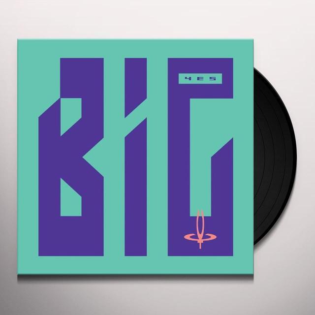 Yes BIG GENERATOR Vinyl Record