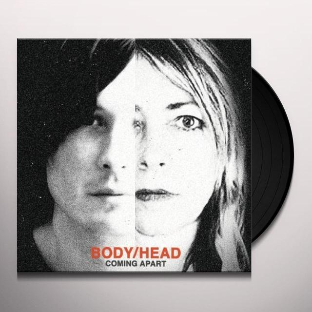 Body/Head COMING APART Vinyl Record - Digital Download Included