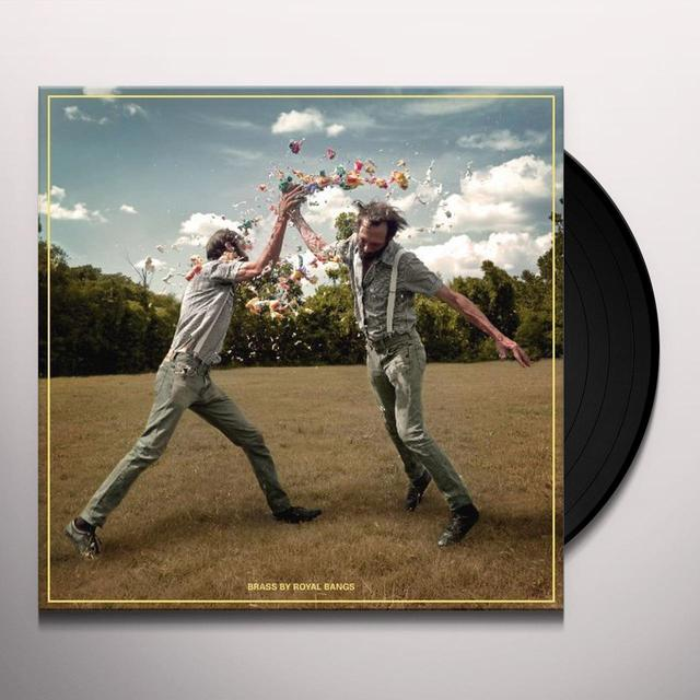 Royal Bangs BRASS Vinyl Record
