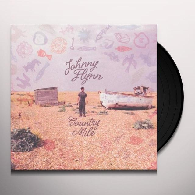 Johnny Flynn COUNTRY MILE (WSV) Vinyl Record - Digital Download Included
