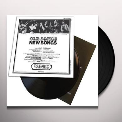 The Family OLD SONGS NEW SONGS Vinyl Record