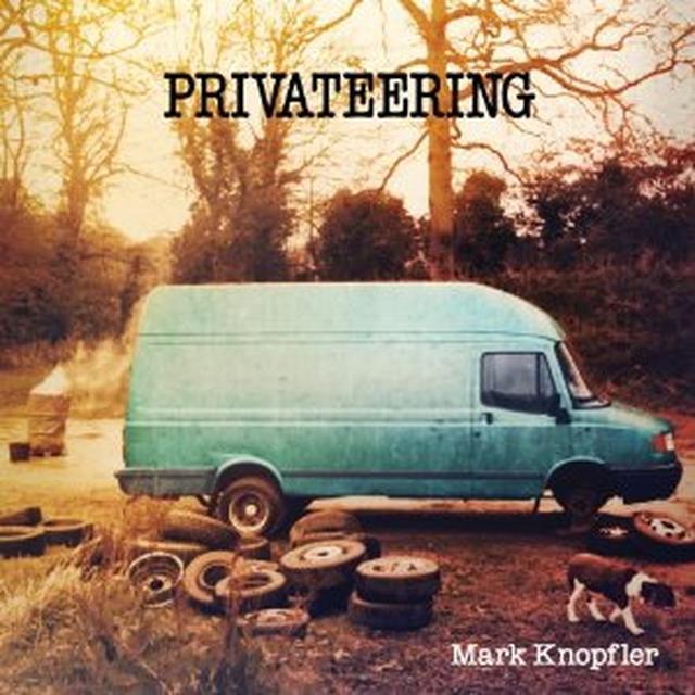 Mark Knopfler PRIVATEERING Vinyl Record