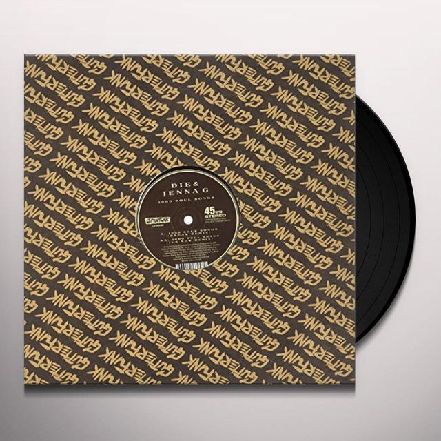 Die & Jenna G 1000 SOUL SONGS Vinyl Record