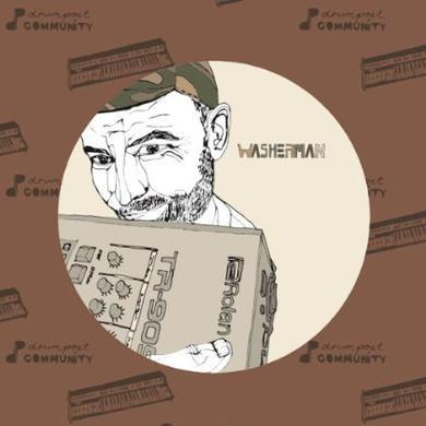 Washerman RAW POET Vinyl Record