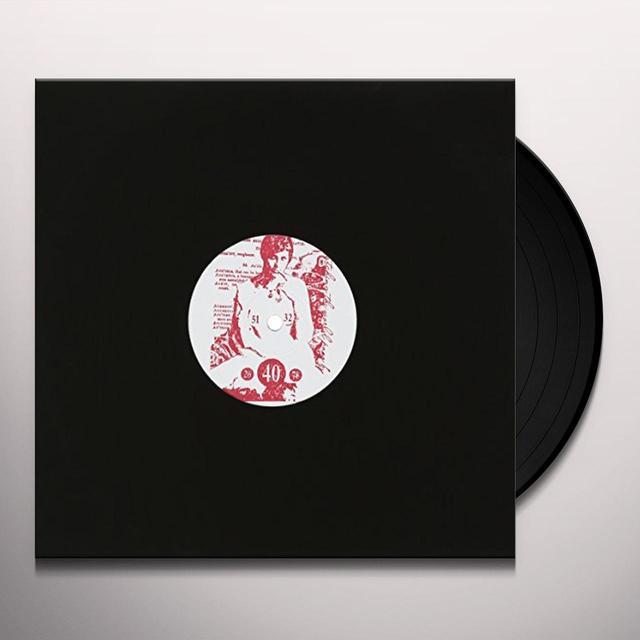 Ricardo Tobar GARDEN Vinyl Record