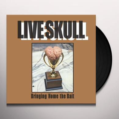 Live Skull BRINGING HOME THE BAIT (BONUS TRACKS) Vinyl Record