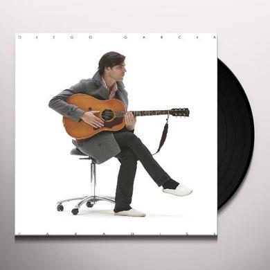 Diego Garcia PARADISE Vinyl Record