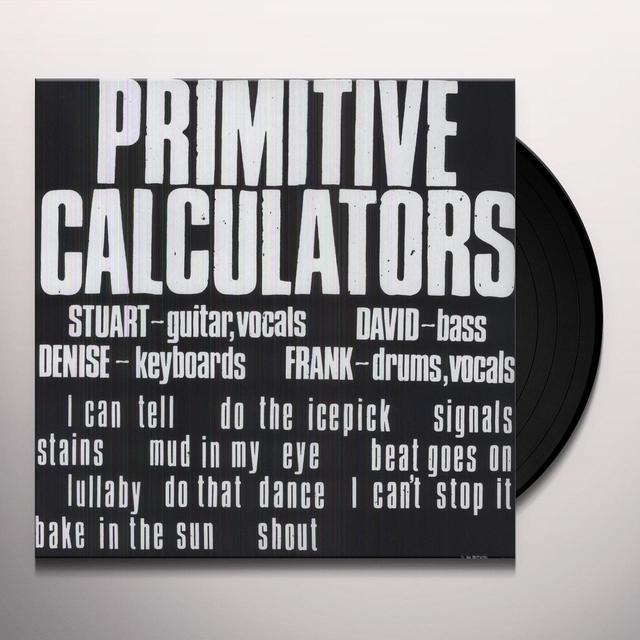 PRIMITIVE CALCULATORS Vinyl Record
