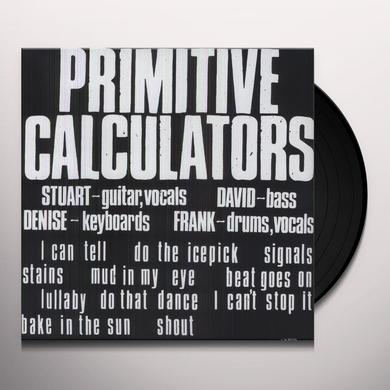PRIMITIVE CALCULATORS Vinyl Record