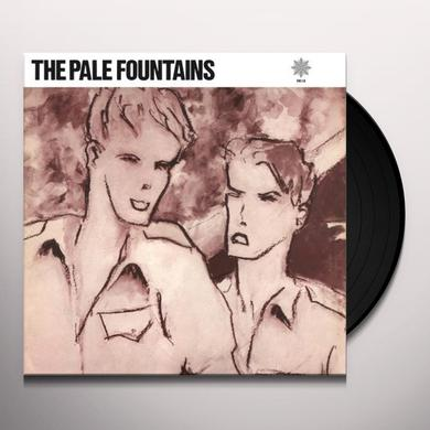 Pale Fountains SOMETHING ON MY MIND Vinyl Record