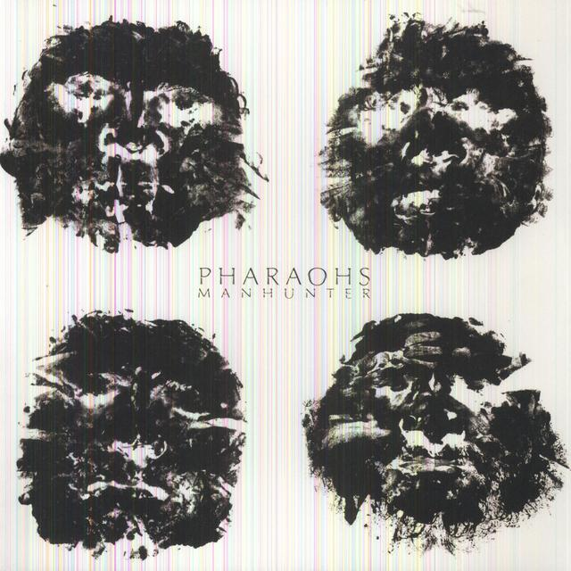 Pharaohs MANHUNTER (EP) Vinyl Record - Digital Download Included