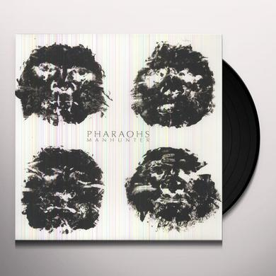 Pharaohs MANHUNTER Vinyl Record