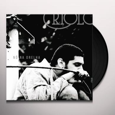 Criolo NO NA ORELHA Vinyl Record