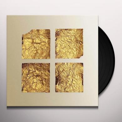 Seams QUARTERS Vinyl Record